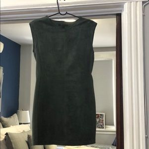 Hunter Green BCBGMaxAzria Dress